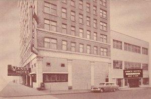 Washington Seattle The Vance Motor Hotel sk5383