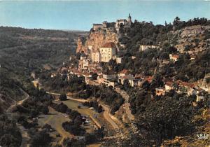 Roc Amadour - Moyen Age