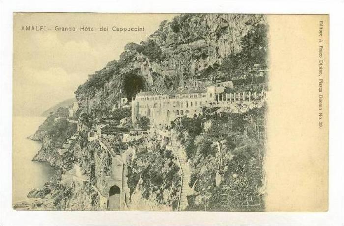 AMALFI , Italy, 00-10s   Grande Hotel dei Cappuccini