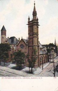 New York Albany Saint Peters Episcopal Church