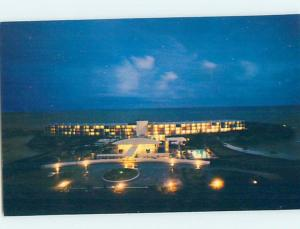 Unused Pre-1980 HOTEL AT CARLTON BEACH Southampton Bermuda F6178
