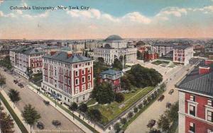 New York City Columbia University