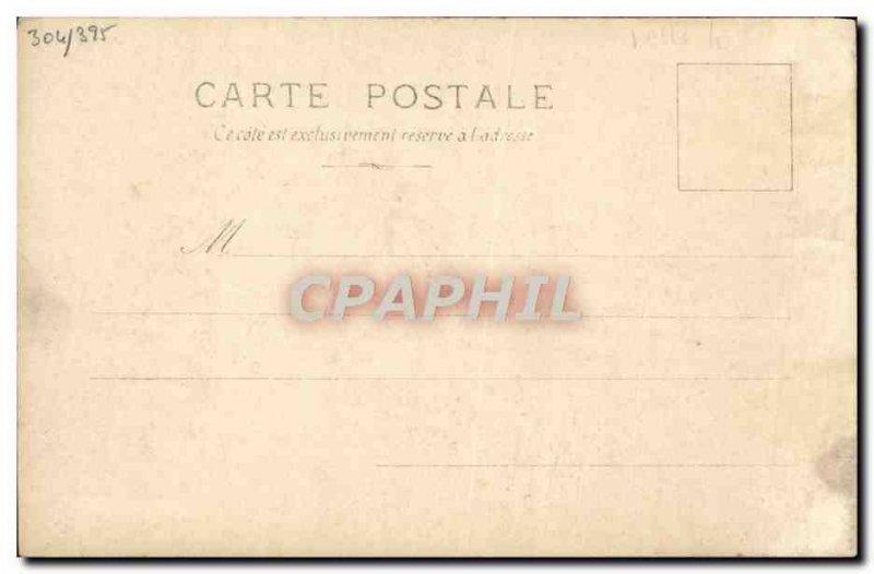 Old Postcard Museum of Versailles Nattier Infante