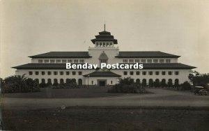 indonesia, JAVA BANDUNG, Gedung Sate, Built 1920 Architect J. Gerber, RPPC (2)