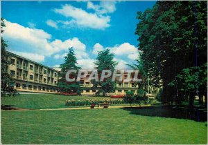 Postcard Modern Mutuelle Generale of Education National Clinical Medical Pavi...