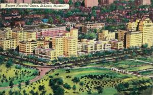 USA Barnes Hospital Group St Louis Missouri 01.95