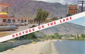 Starlite Motel & Resort, Osoyoos, B.C.,  Canada, 40-60s