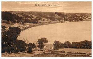 U.K. Jersey  St.Brelade's Bay