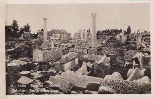 RP, SOLIN, Croatia , 20-40s; Bazilika Mucenika