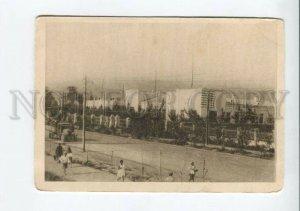 3117615 Tajikistan STALINABAD building Narkomfin CONSTRUCTIVISM