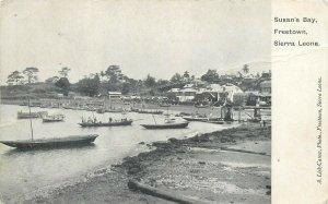 Sierra Leone - FREETOWN - Susan Bay