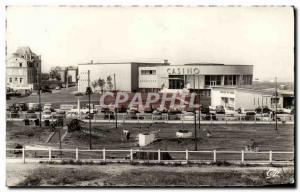 Old Postcard Riva Bella casino and miniature golf