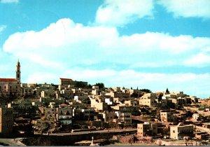 Israel Bethlehem General View