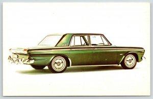 Studebaker~1964 Cruiser Different By Design~4-Door Sedan~V-8 Engine~Crisp~Advert