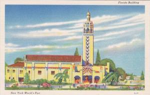 New York World's Fair 1939 The Florida Building
