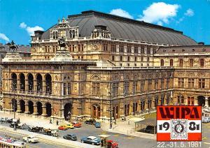 Wien, Vienna Austria Staatsoper, Opera House Wien, Vienna Staatsoper, Opera H...
