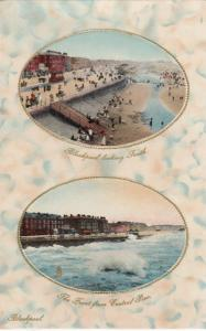 BLACKPOOL , UK , 00-10s ; Looking South & The Front ; TUCK 1000