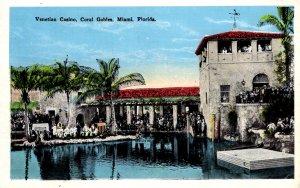 Miami, Florida - The Venetian Casino at Coral Gables - c1920