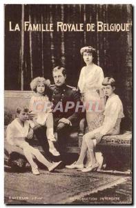 Belgium The Belgian royal family