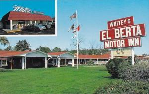 Whiteys Restaurant And El Berta Motor Inn Wilmington North Carolina