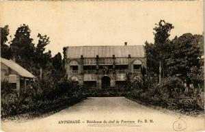 CPA Antsirabe- Residence du chef de Province MADAGASCAR (830009)