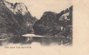The High Tor , MATLOCK , UK , 1903 ; TUCK321 I