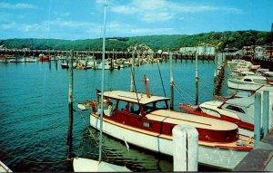 New York Long Island Port Jefferson Brook Haven Town Marina