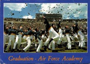 Colorado Colorado Springs Graduation At The U S Air Force Academy 1991