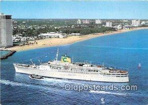 MS Carla C Ship Unused