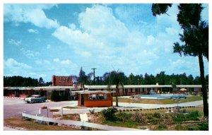 Florida  Jacksonville Texan Motel and restaurant