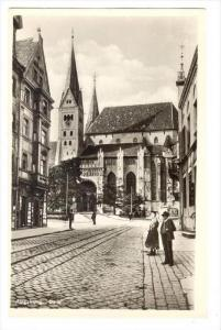 RP  Augsburg , Germany 1940-50s Dom