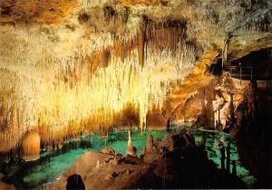 Spain Cuevas del Drach, Porto cristo Mallorca Diana's Baths, Banos de Diana