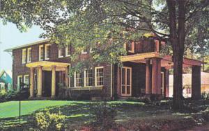 New York Chautauqua Fenton Memorial Deaconess Home