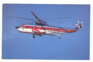 Bristow Helicopters at Aberdeen, G-BGWJ c/n 61819, Scotland, UK, 1940-1960s