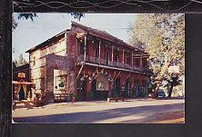 Fallon House,Columbia,CA Postcard BIN