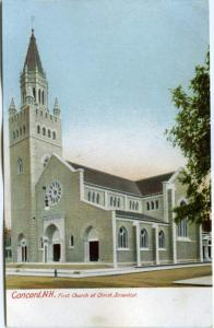 The First Church of Christ, Scientist - Concord, New Hampshire UDB