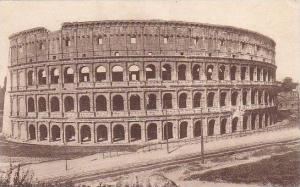 Italy Roma Rome Il Colosseo