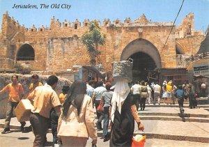 The Old City JerUSA lem Israel Unused