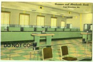 Farmers & Merchants Bank, Cape Girardeau MO