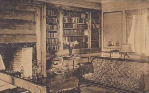 Connecticut New Haven Residence Living Room New Haven Y.W.C.A. Albertype
