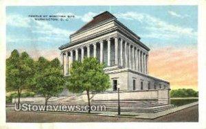 Temple of Scottish Rite, District Of Columbia