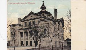 WINNIPEG , Manitoba , Canada , PU-1909 ; Zion Methodist Church