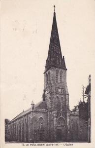 L'Eglise, Le Pouliguen (Loire Atlantique), France, PU-1939