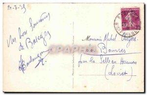 Old Postcard The High Pyrenees Gavarnie Helmet From Marbore