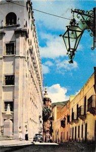Guanajuato Mexico Tarjeta Postal Postal Used Unknown