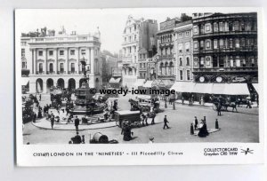 pp0731 - London - Piccadilly Circus   - Pamlin postcard