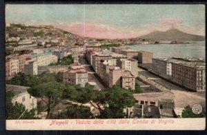 Veduta della Citta Dalla Tomba di Virgilio,Naple,Italy BIN