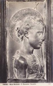 RP: Florence , Italy , 00-10s ; Museo Nazionale - S. Giovannino ; Donatello