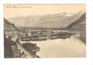 Zell am See , Austria, PU-1912