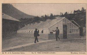 WOODMAN , Colorado , 00-10s ; The conservatory